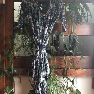 Harem jumpsuit camouflage